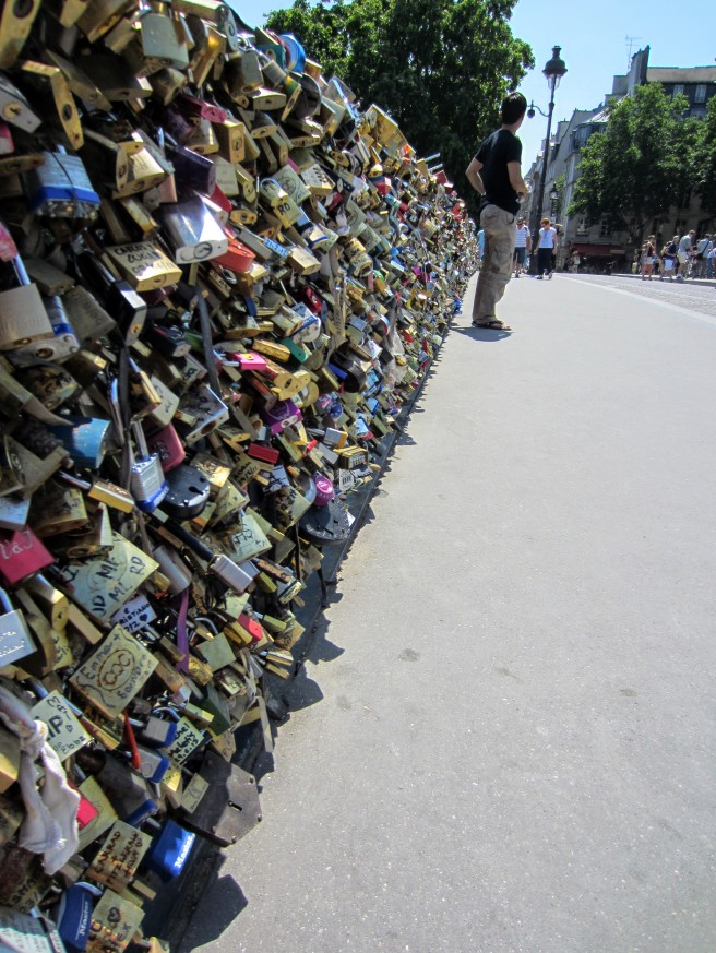 13 Paris Locks 2