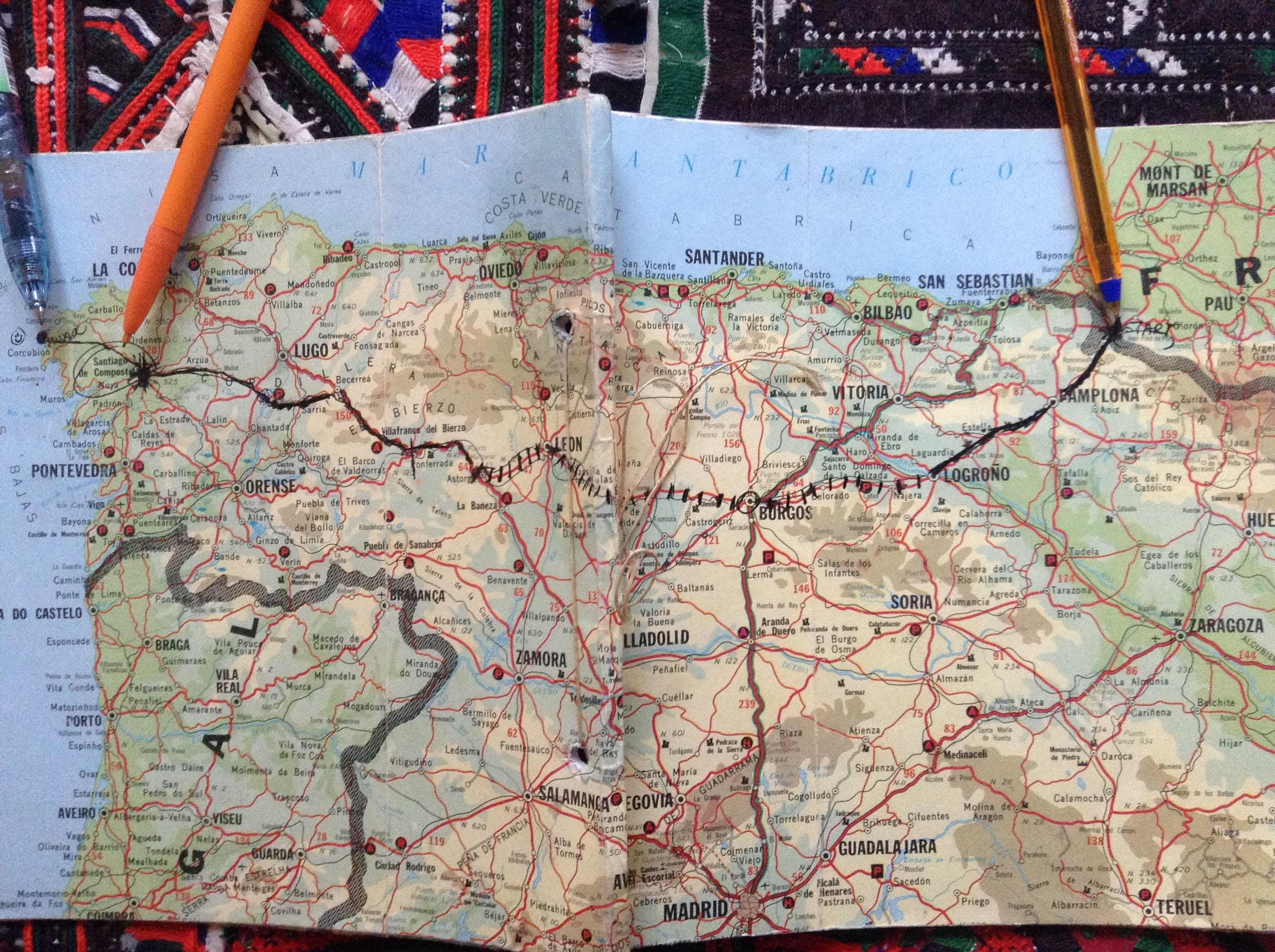 cmaino map