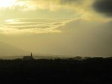 sunset Ballyvaughn
