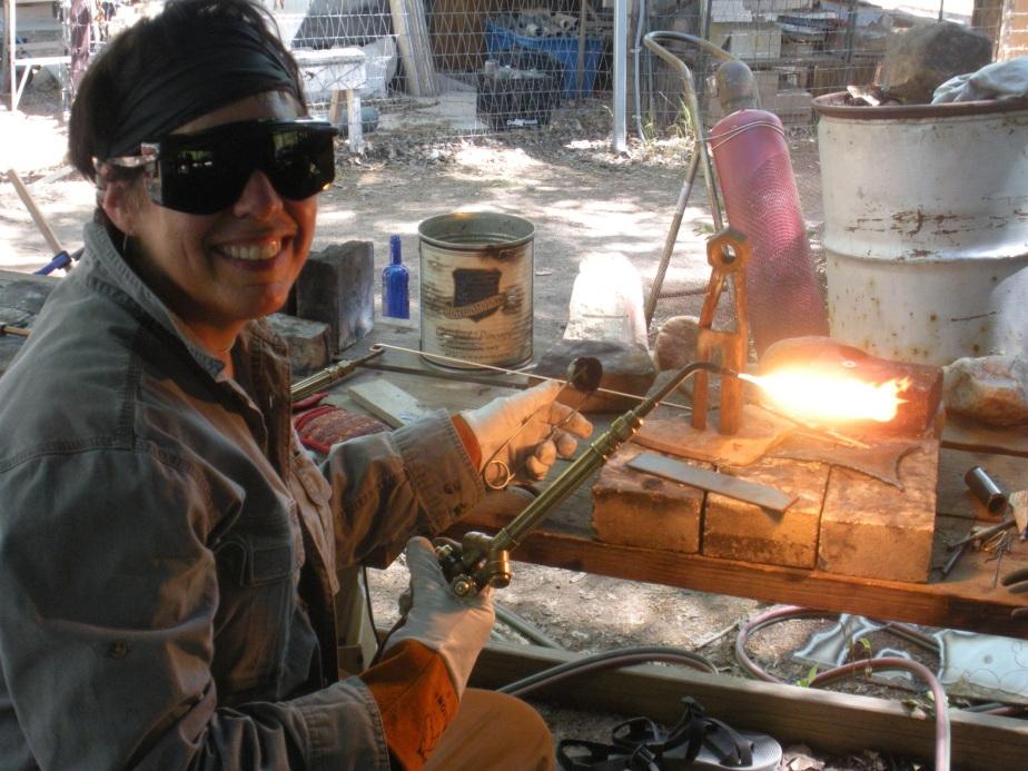 12A welding