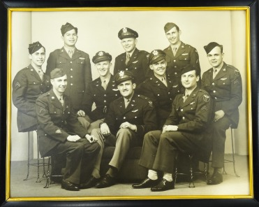 Dad, Air Force Squadron