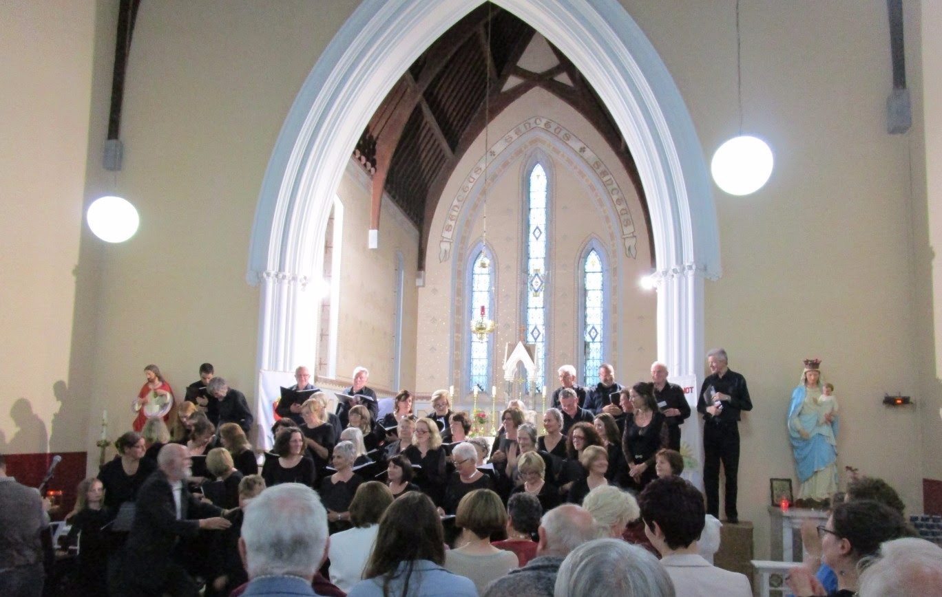 Choir Ballyvaugn